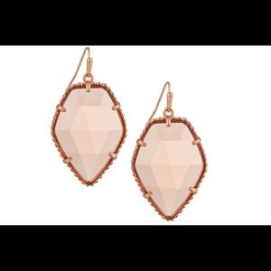 🔥🔥NEW🔥🔥 Kendra Scott Peach Earrings